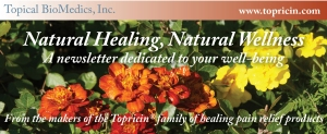 Natural Healing, Natural Wellness, Fall 2010
