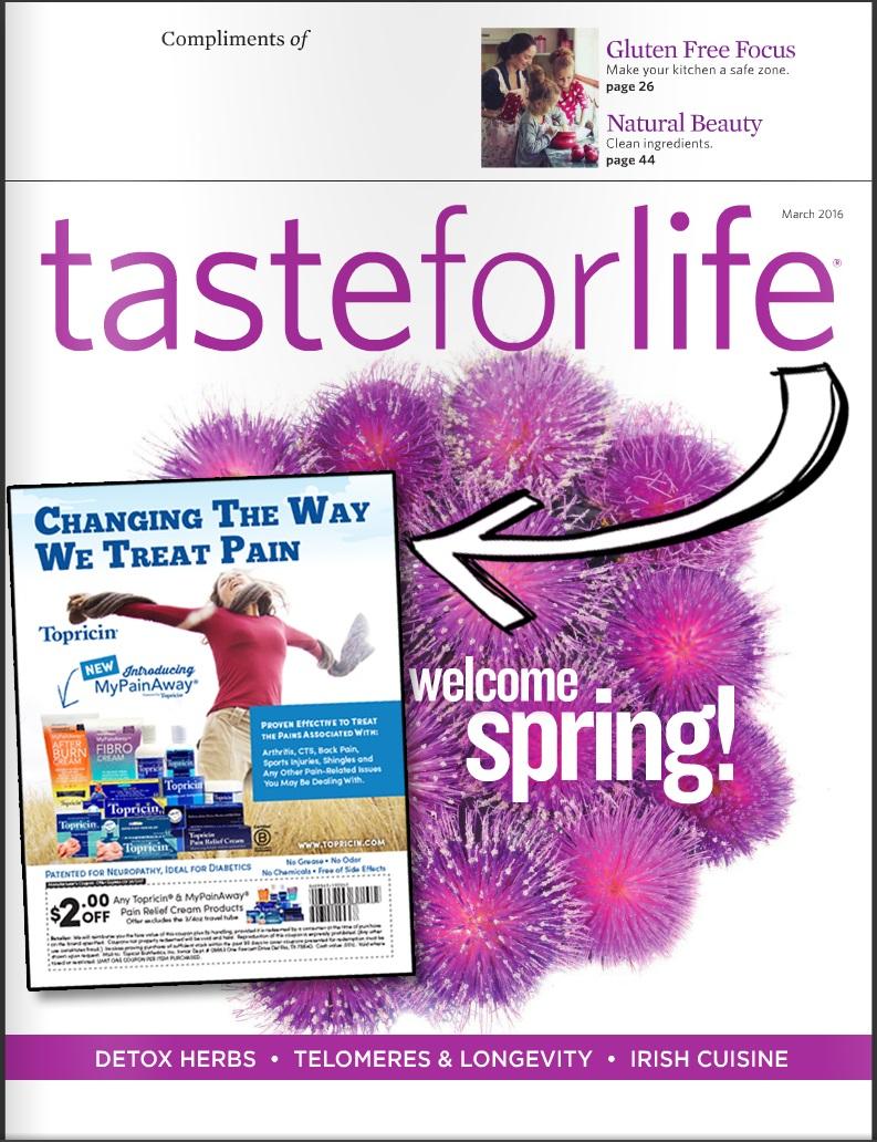 tasteforlife