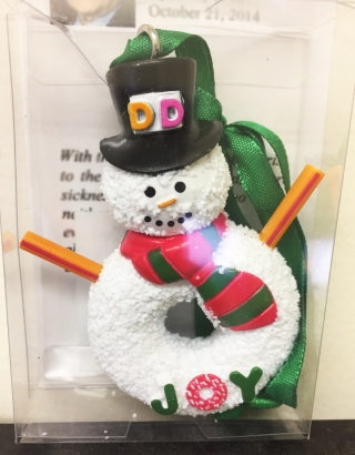 snowman-dunkin